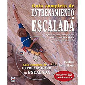 Guía completa de entrenamiento en escalada