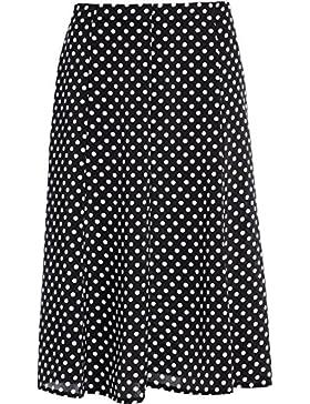 Diseño de flores de ligero para mujer traje de neopreno para mujer falda de tela de poliéster 68,58 cm, longitud...