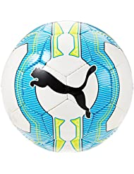PUMA evopower 5.3 trainer hS ballon de football blanc/atomic blue/yellow safety 082562 4, 01