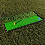 FORB Launch Pad Golf Practice Mat (2-...