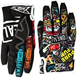 O'Neal Mayhem Crank MX DH Moto Cross Handschuhe Downhill Mountain Bike Glove Größe M