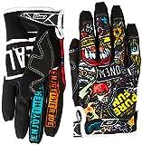 Mx Gloves Oneal 2014 Jump Crank Nero Multi (L (10), Nero)