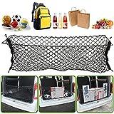 Gepäcknetz Hinten Fracht Kofferraum Netz Universal - Elastische Lagerung Netz