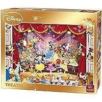 "King 5262"" Disney Theatre Puzzle (1500-Piece)"