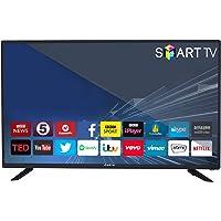 eAirtec 81 cms (32 inches) HD Ready Smart LED TV 32DJSM (Black) (2020 Model)