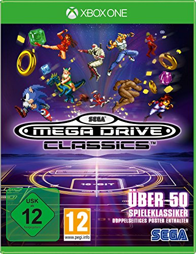 SEGA Mega Drive Classics [Xbox One] (Sonic The Hedgehog 2 Xbox)