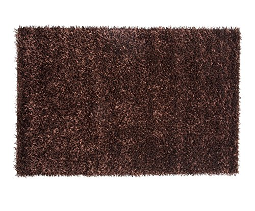 Alfombrista Gange – Tapis 100 x 22 x 22 cm Chocolat