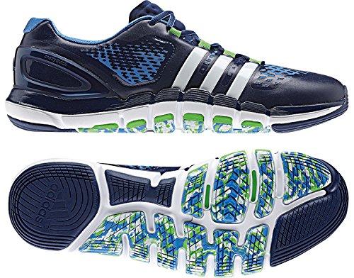 Adidas Herren-Laufschuhe Adipure crazyquick tr blau Stoff Blau