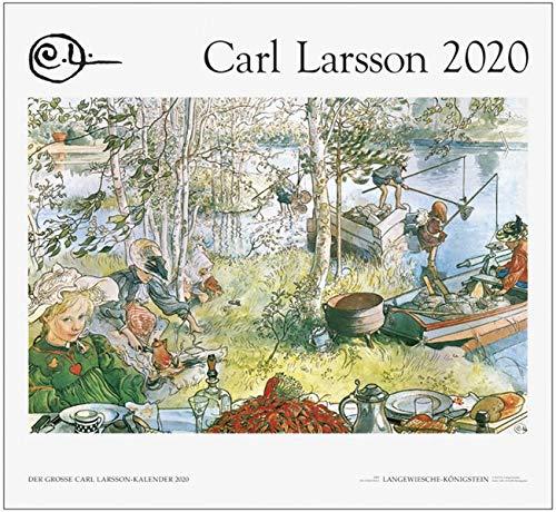 Der Große Carl Larsson-Kalender 2020