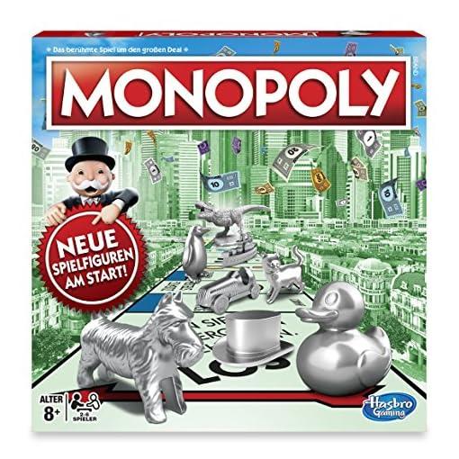 Hasbro-Monopoly-C1009100-Monopoly-Classic-Familienspiel