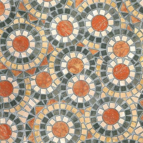 Möbelfolie d-c-fix Steine Opaco Pianetra 45cm Breite Laufmeterware selbstklebende Klebefolie Stein-Folie Naturstein-Folie Mosaik