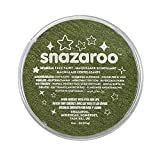 Snazaroo Face and Body Paint, 18 ml - Sparkle Green (Individual Colour)