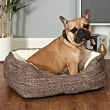 Me & My Pets Tweed Style Dog Bed - Choice of size