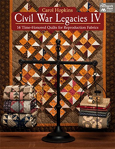 V: 14 Time-Honored Quilts for Reproduction Fabrics (English Edition) ()