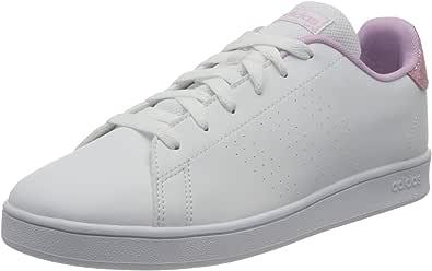 adidas Advantage K, Scarpe da Tennis Unisex-Bambini