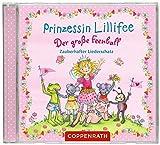CD: Prinzessin Lillifee - Der große Feenball. Zauberhafter Liederschatz