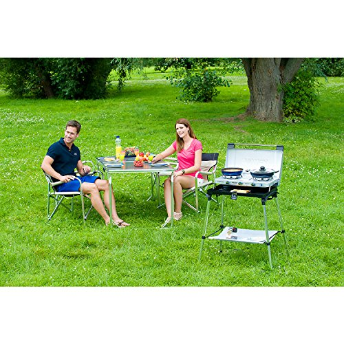 61LHxjvBqQL. SS500  - Campingaz, Toaster and Stand Camp Stove, Camping gas Cooker With Toaster