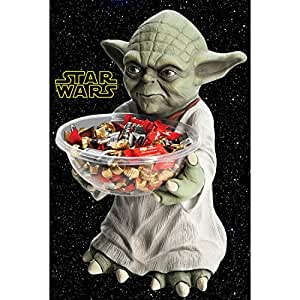Yoda Présentoir à Bonbons Star Wars