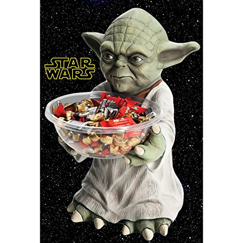 Star Wars Yoda Süssigkeiten-Halter - Candy Bowl Holder