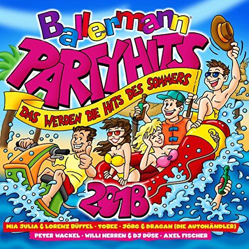 Ballermann Partyhits 2018 (Das...