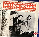 Million Dollar Quartet: The Complete Million Dollar Session (Audio CD)