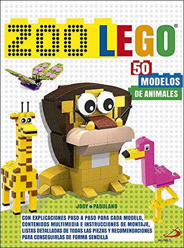 Zoo Lego: 50 modelos animales Actividades destrezas