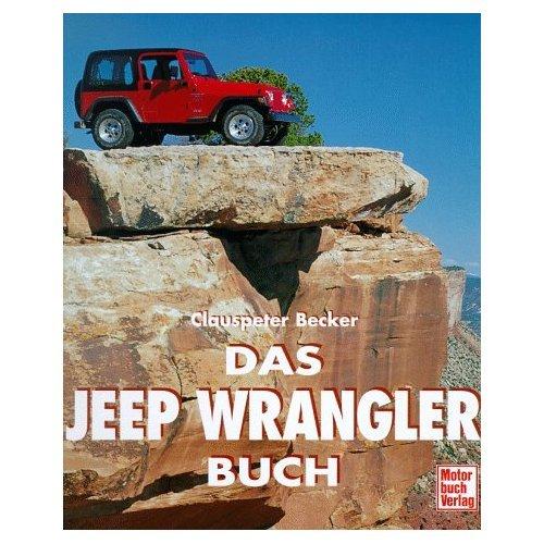 das-jeep-wrangler-buch
