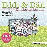 Eddi & Dän singen noch mehr Kinderlieder a cappella Vol. 3