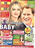 Goldene Blatt 23 2014 Harry Cressida Helene Florian Zeitschrift Magazin Einzelheft Heft