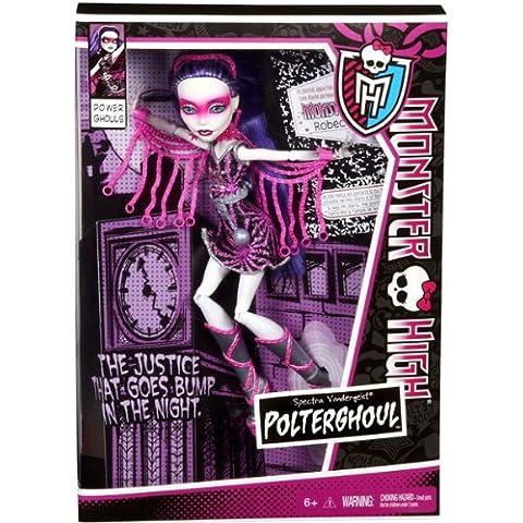 Monster High Power Ghouls Polterghoul- Spectra Vondergeist