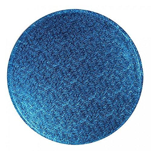 25,4 cm Round Bleu foncé pour gâteau