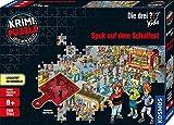 KOSMOS 697983 Krimipuzzle ??? Kids 200 T. / Spuk auf dem Schulfest