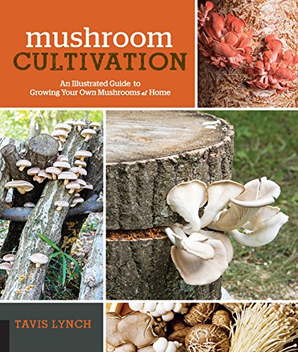 Mushroom Cultivation: An Illustrated Guide to Growing Your Own Mushrooms at Home - Oyster Mushroom Kits