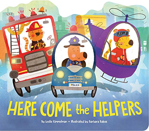 Here Come the Helpers (English Edition) (Truck Food Delivery)