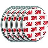 5x ECENCE Magnetbefestigung / Magnethalter für Rauchmelder 45020108005