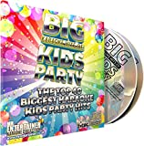 Mr Entertainer Big Hits of Kids Party - Double G (CDG) Pack. Top 40 Greatest Childrens Party Songs