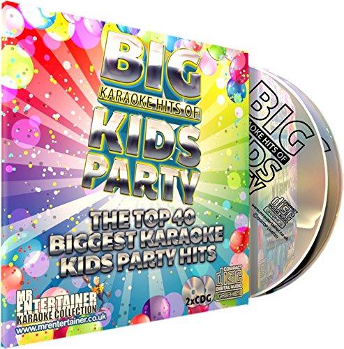 Reggae Karaoke Mr Entertainer Big Karaoke Hits Double Cd+g/cdg Disc Set High Quality Materials Musical Instruments & Gear Karaoke Entertainment