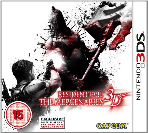 Resident Evil The Mercenaries 3D lowest price