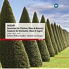 Konzerte F.Klar.,Oboe,Fagott