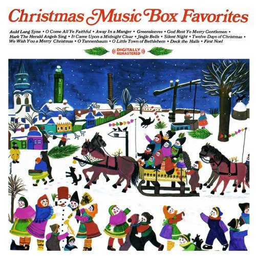 Deck The Halls (Holiday Music Box)