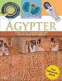 Ägypter: Das Mitmach-Buch: Essen, spielen, schreiben und sich kleiden wie die alten Ägypter - Fiona Macdonald