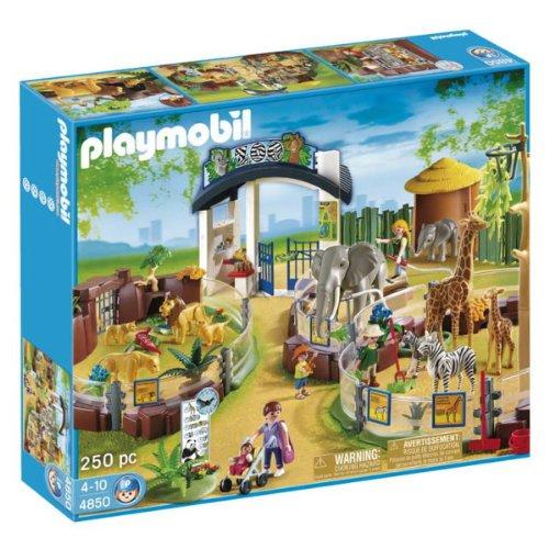 Imagen principal de Playmobil 626065 - Gran Zoo