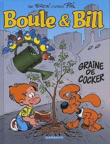 Boule & Bill : Graine de cocker (petit format)