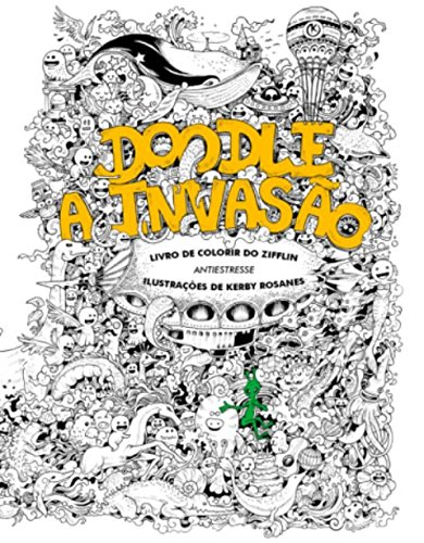 Doodle. A Invasão (Em Portuguese do Brasil)