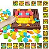 GizmoVine Puzzles Enfant 3 Ans Tableau Enfants Jouets Educatif pour Jouet Garçons...