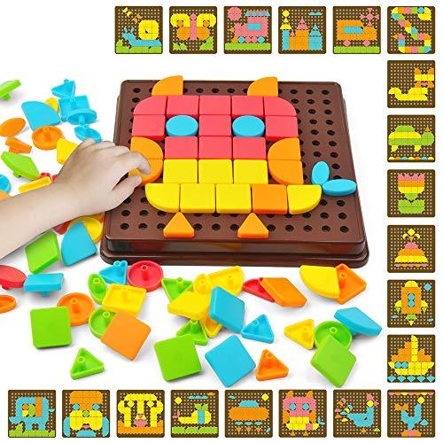GizmoVine Puzzles Rompecabezas Juguete Educativo Placa
