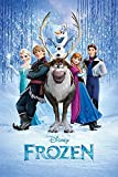 "Frozen ""Cast"" Maxi Poster, Multi-Colour"