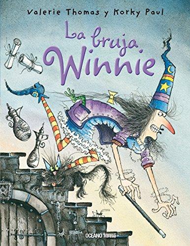 La bruja Winnie/ The Witch Winnie por Korky Paul