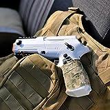 GZD Bluetooth wireless shock gun handle Rocker peripherals Mini shot body feel gun Self-timer