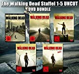 THE WALKING DEAD Staffel 1 2 3 4 5 Uncut Collection 21 DVD Box Edition